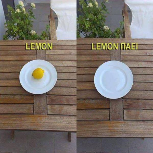 Lemon vs Lemon Pie